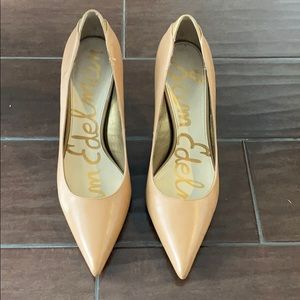 Tan / nude heels  *make a offer*